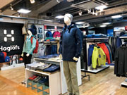 HAGLOFS SHOP (株)SDC ADVANCE