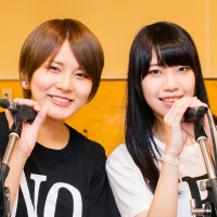 東海大学2年 NAYU&Alice<br>(BRASH ANGELS)