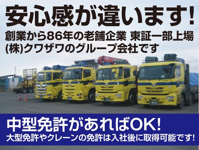 (株)サツイチ 札幌営業所