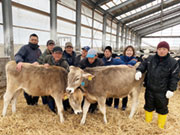 十勝農業協同組合連合会 畜産事業部 湧洞牧場